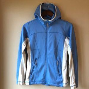 Columbia Titanium hooded full-zip jacket